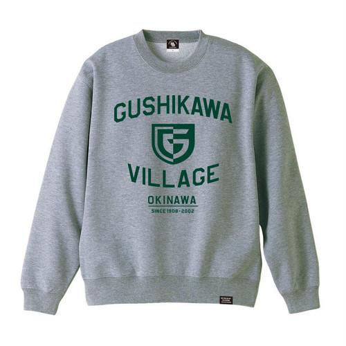 GUSHIKAWA VILLAGE CREW NECK SWEAT