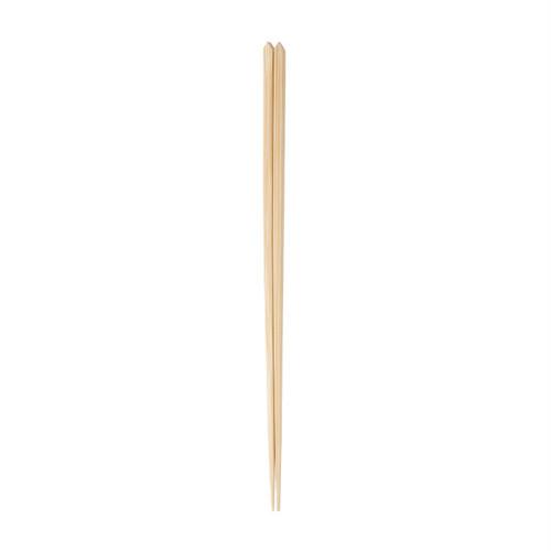 白竹無垢菜箸30(無塗装)