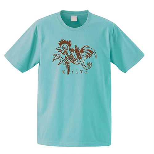KiriyaオリジナルT-Shirts_ミントグリーン
