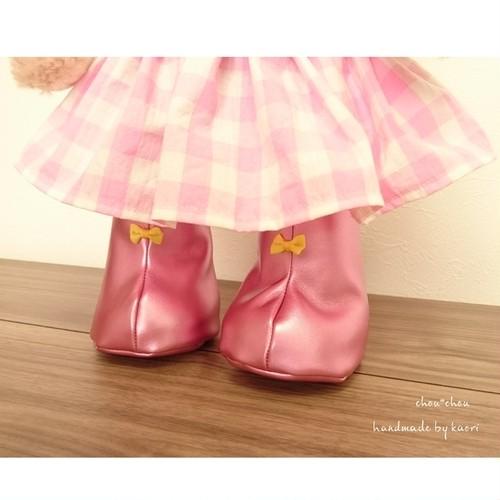 シェリーメイ♡レインブーツ*長靴*雨の日にぴったり*ピンク