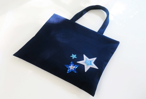 レッスンバッグ【 étoiles –3つの星-】