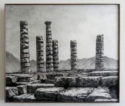 中島 淳志「Temple of Apollon」