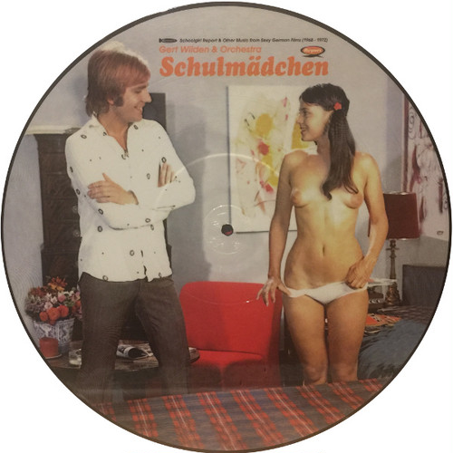 GERT WILDEN & ORCHESTRA / Schulmädchen Report (LP-Picture Disc)