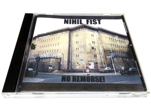 [USED] Nihil Fist - No Remorse! (2002) [CD-R]