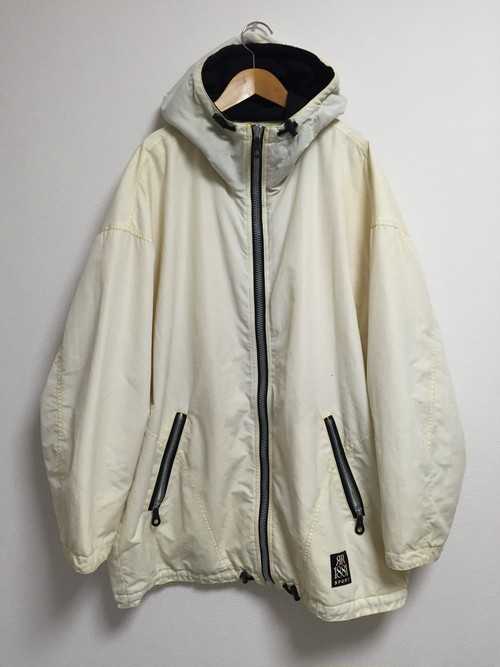90's CERRUTI 1881 nylon jacket