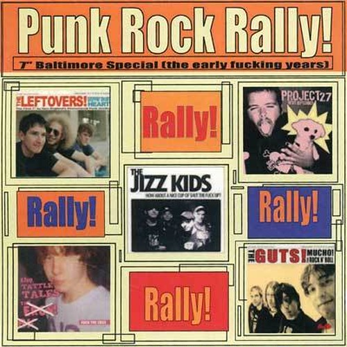 v/a punk rock rally! cd