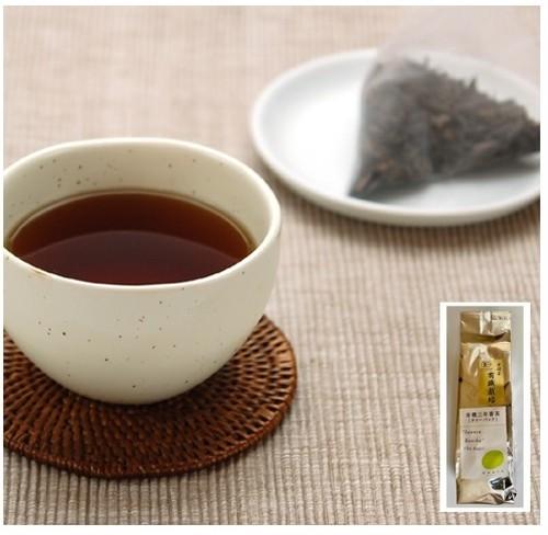 有機三年番茶 ティーパック 8g×20パック <マクロビ・ビーガン対応/添加物・香料・保存料・着色料・化学調味料・白砂糖・乳製品・卵不使用>