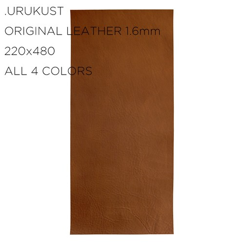 ORIGINAL LEATHER (M 480X220) 1.6mm