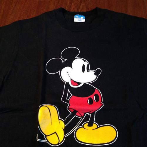 Micky Tee shirt Black