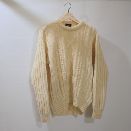 Mark Shale Fisherman sweater