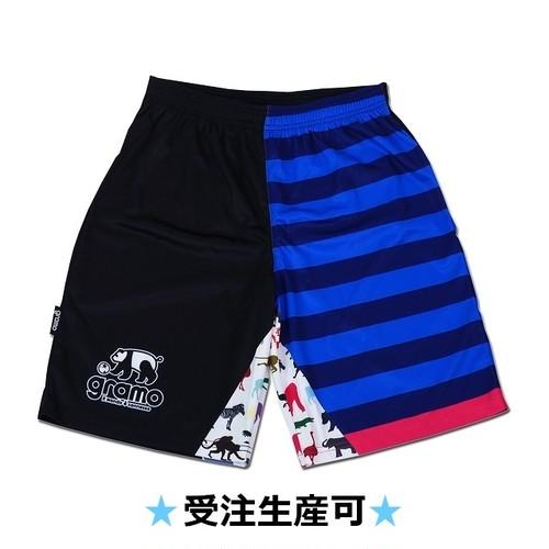 プラクティスパンツ「EARTH2-pants」(ミックス/HP-023)☆受注生産可☆