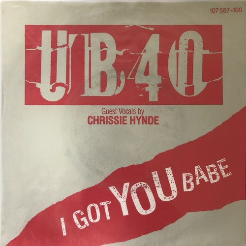 UB40 - I got you baby【7-20545】