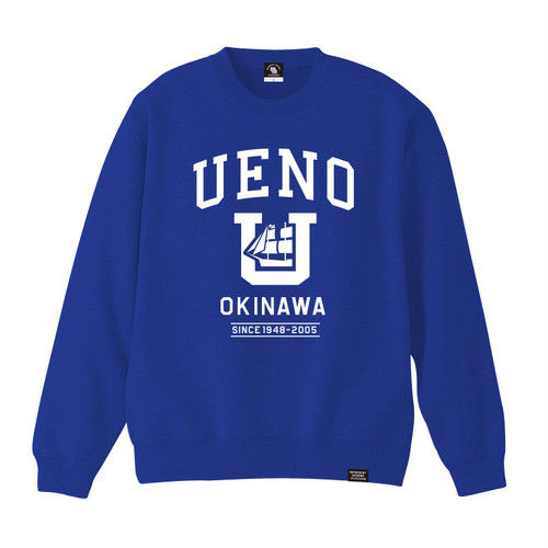 UENO VILLAGE CREW NECK SWEAT