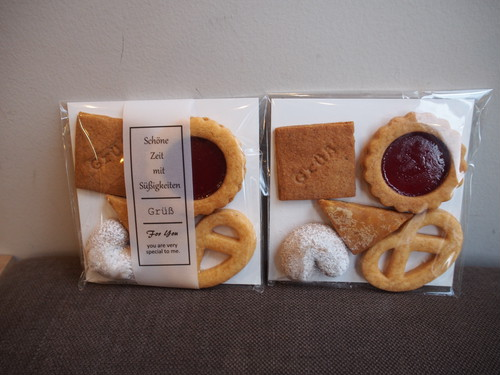 焼菓子5個入