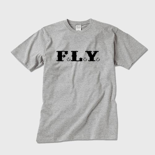 F.L.Y. Crew-Neck T (GRY)