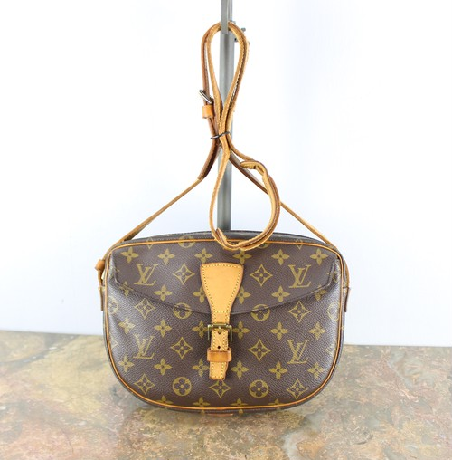 .LOUIS VUITTON M51226 TH8912 MONOGRAM PATTERNED SHOULDER BAG MADE IN FRANCE/ルイヴィトンジョセフィーヌモノグラム柄ショルダーバッグ 2000000040189