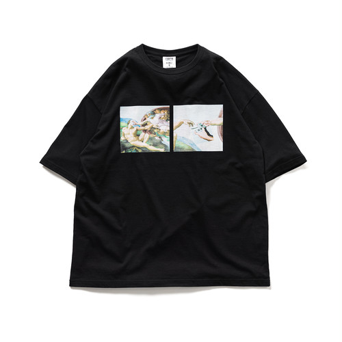 TIGHTBOOTH PASS THE PIE TEE BLACK