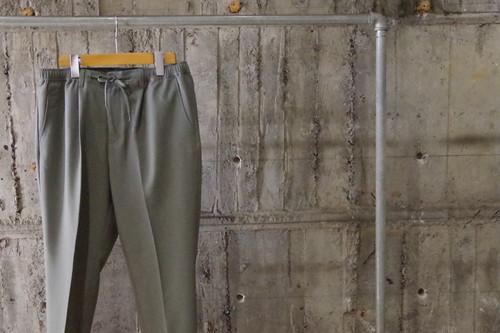 Design tapered slacks