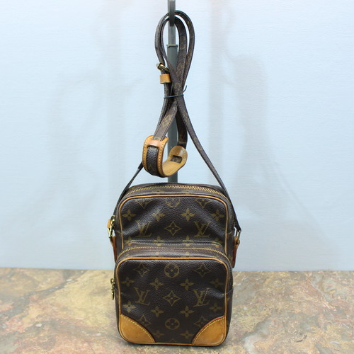 .LOUIS VUITTON M45236 SB0010 MONOGRAM PATTERNED SHOULDER BAG MADE IN USA/ルイヴィトンアマゾンモノグラムショルダーバッグ 2000000033358