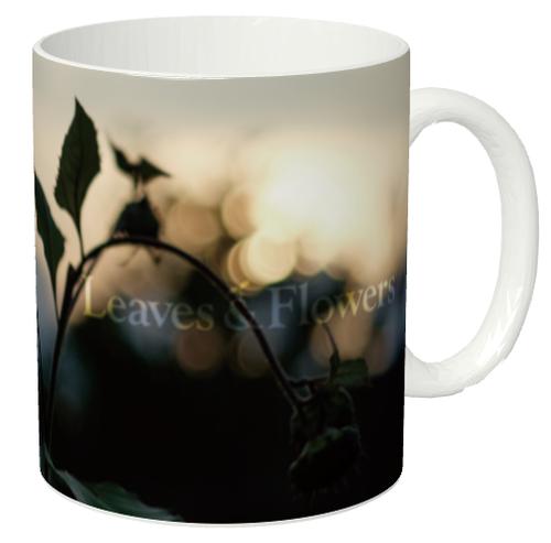 Leaves & Flowers マグカップ