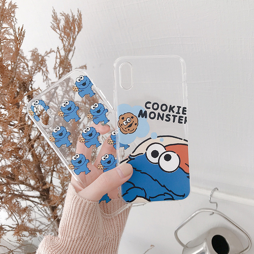 【オーダー商品】 Cookie elmo iphone case