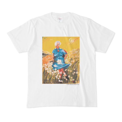 LUCY IN THE SKY WITH FLOWERS Tシャツ