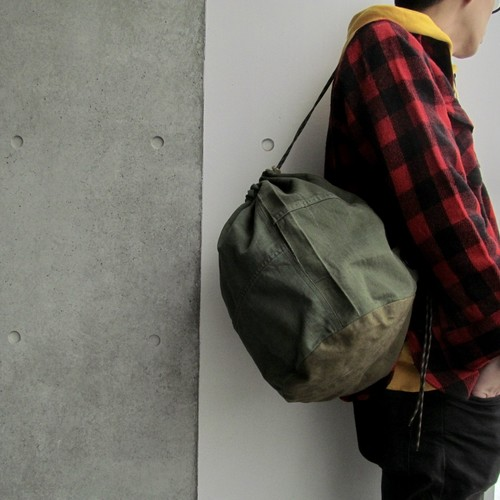 PATCH BARRACK BAG(L)