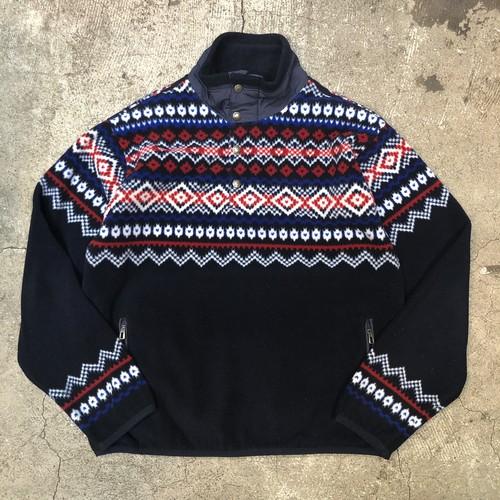 POLO Ralph Lauren nordic pattern fleece
