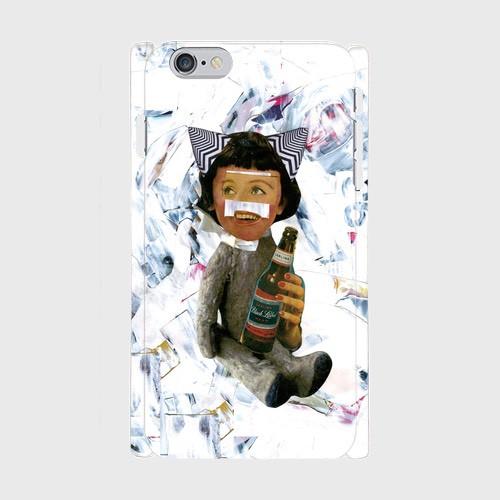 """Q-TA iPhone Cover """"bier bear"""""""