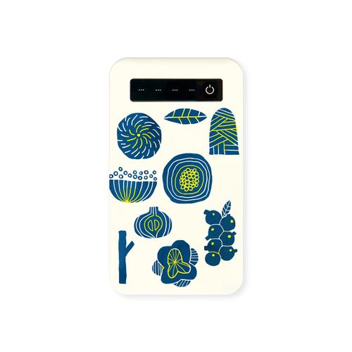 【ohanas】モバイルバッテリー