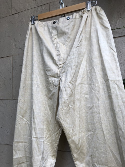 Old European pajama pants 2
