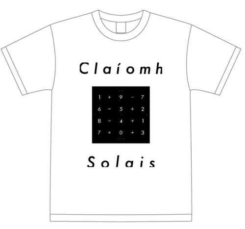 クラソラ3周年Tシャツ(White)