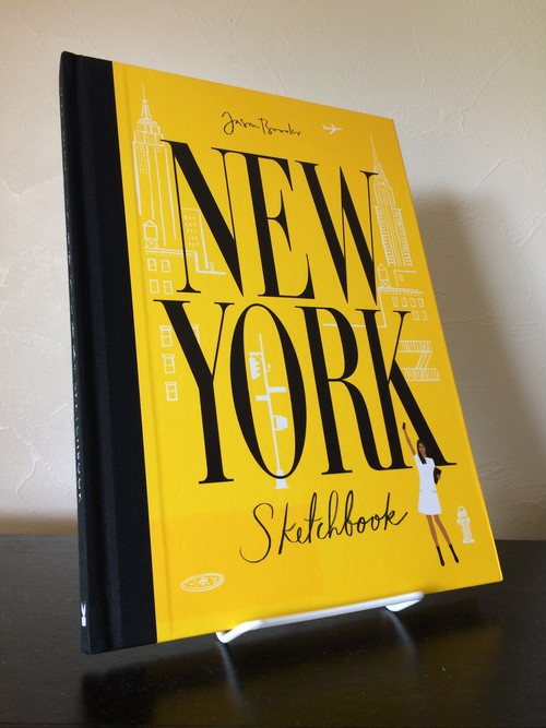 New York Sketchbook / Jason Brooks / ジェイソン・ブルックス