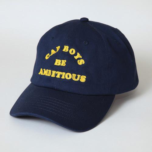 Ari CAP BOYS Cap -Navy-