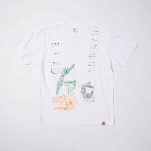 kazuさんのハチドリTシャツ