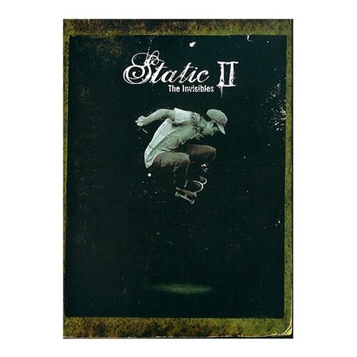 STATIC Ⅱ / スケートビデオ / DVD