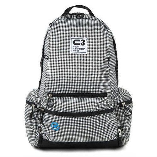 C3 COTTON BACKPACK