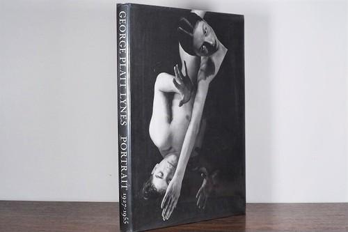 【VF134】GEORGE PLATT LYNES PORTRAIT /visual book