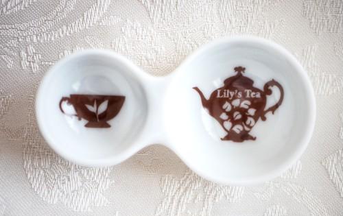 オリジナル茶さじ