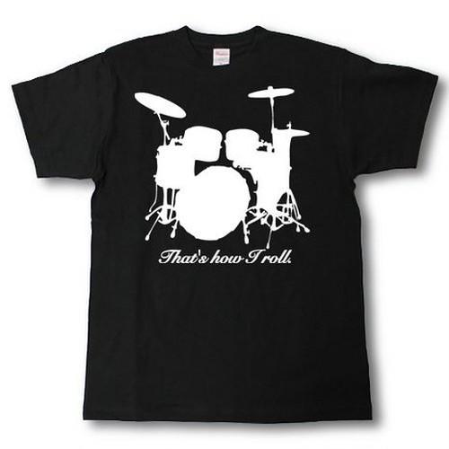 デザインTシャツ kick ass #11  黒T