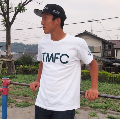TMFC REMEMBER Tシャツ  ブルー