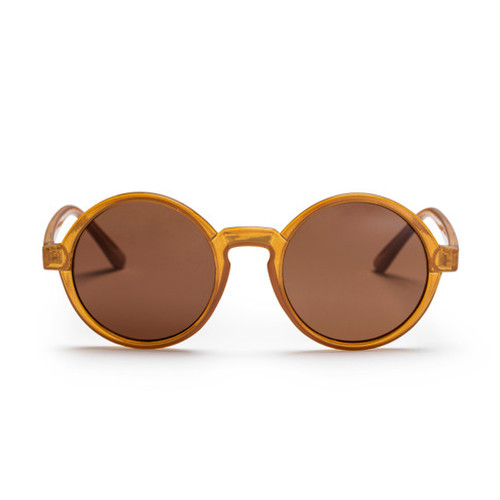 【CHPO】Sam (mustard colored frame and brown lense)