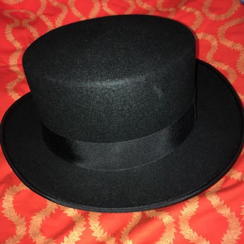 Worlds End John-Bull Hat Black