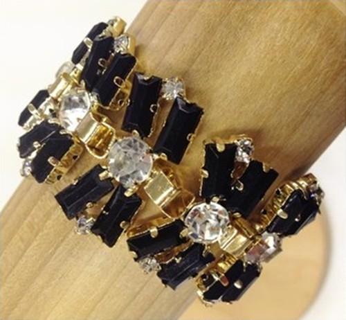 Monotome Mixed Shape Bijoux Bracelet