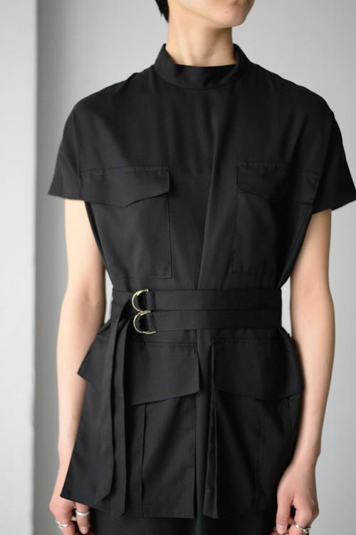 EBONY / Work Dress (Black)