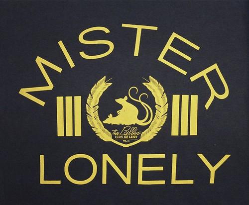 Mr. Lonely ドロップドルマンショルダー
