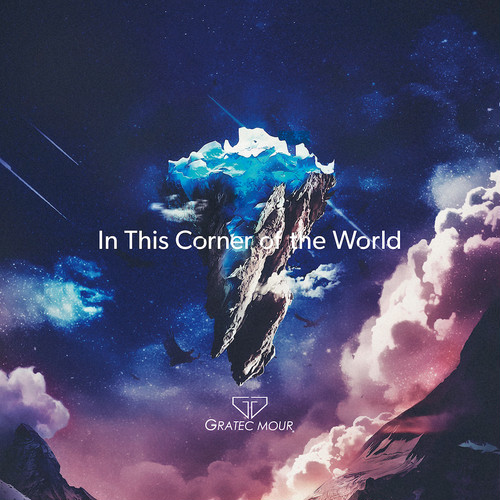 ③音楽CDとT-shirtセット「In This Corner of the World / GRATEC MOUR 」