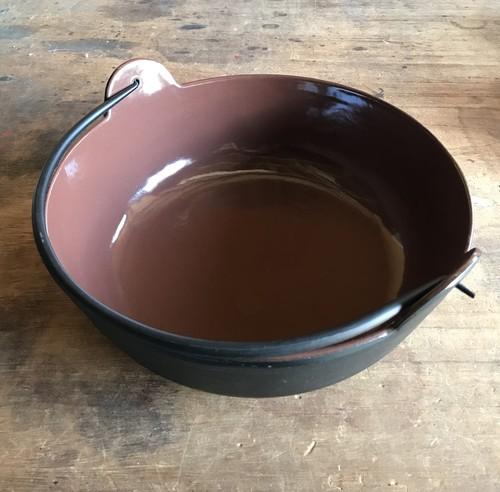 旧規格品 / 五進 / 鉄 / 田舎鍋 / 33cm