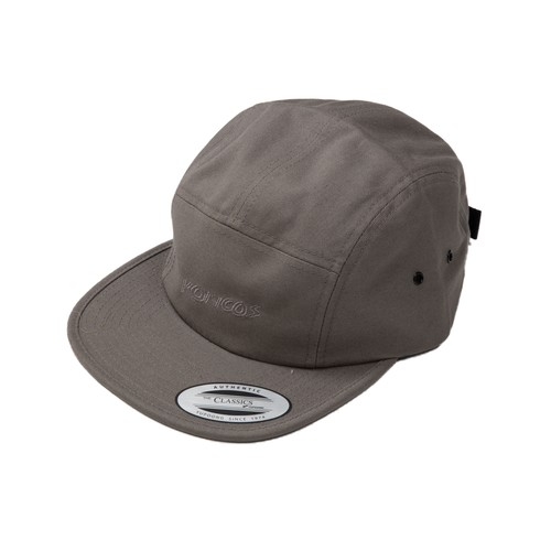 KONCOS x YACHT 5PANEL [Gray]