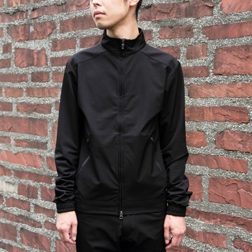 SWRVE midweight wwr track jacket (black) / SIZE:S